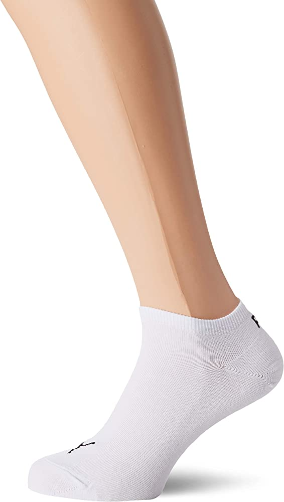 Lot de 6 paires de chaussettes de sport mixte Small 300 - white ...