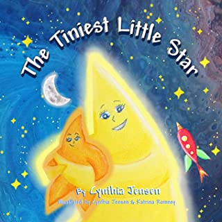 The Tiniest Little Star: A children's book about love and acceptance.