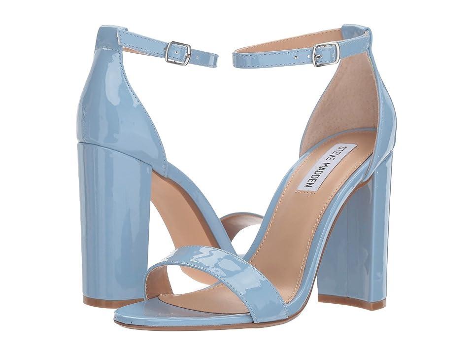 c12f8088285 Steve Madden Carrson Heeled Sandal (Dusty Blue) High Heels