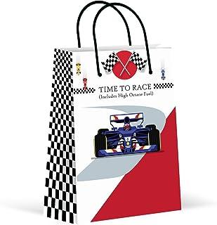 Premium Race Car Party Bags, Car Party Favor Bags, New, Treat Bags, Gift Bags, Goody Bags, Party Favors, Party Supplies, D...