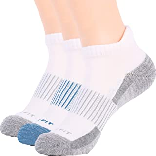 Copper Fit Unisex Copper Infused Ankle length Socks - 3 Pack