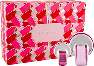 Bvlgari Omnia Pink Sapphire Eau de Toilette 65ml+15ml Mini Set