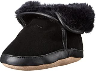 Cozy Ankle Baby Boots - Soft Soles, 12-18 Months, Brown