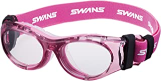 SWANS [ swans] Eye Guard 透明粉色