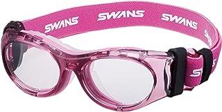 SWANS [ swans] Eye Guard 透明粉色