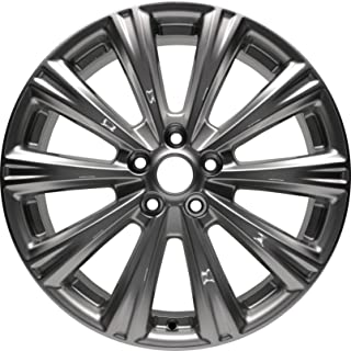 Partsynergy Replacement For New Aluminum Alloy Wheel Rim 18 Inch Fits 2017-2018 Ford Escape 5-108mm 10 Spokes
