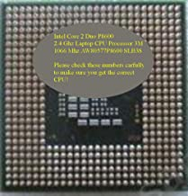 INTEL CORE 2 DUO P8600 2.4GHz LAPTOP CPU PROCESSOR 3M 1066MHz AW80577P8600 SLB3S