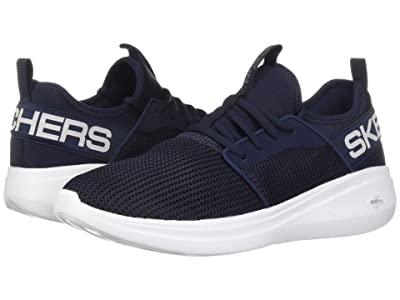 SKECHERS Go Run Fast Valor (Navy) Men