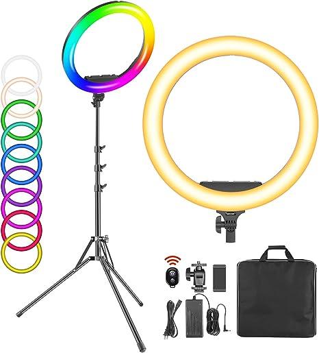 Neewer 19-inch RGB LED Ring Light