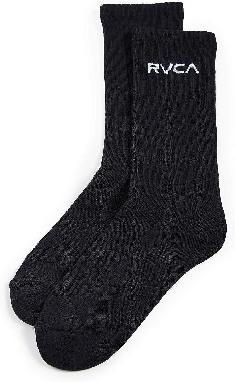 RVCA Men's Union Square Crew Sock