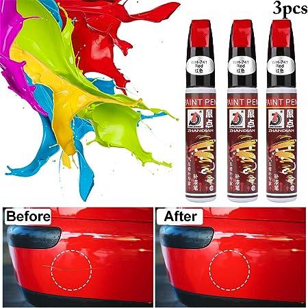 Dupli Color 598586 Lackstift Auto Color Rot 5 0380 12ml Red Auto