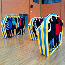KINDEN Run Mat Teamwork Games Group Learning Activity for Kids and Adults Field Day Game