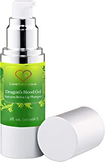 Dragon's Blood Gel Natures Botox & Lip Plumper by Love Natural Me