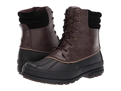 Sperry Cold Bay Boot (Brown/Black) Men