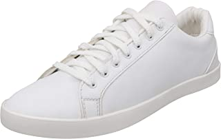 cab76b27 White Men's Sneakers: Buy White Men's Sneakers online at best prices ...