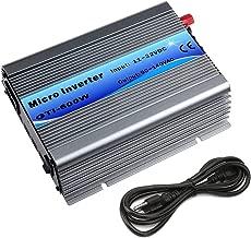 EpRec 600W Grid Tie Solar Inverter Stackable Pure Sine Wave DC11-32V to AC90V-140V for 12 Solar System