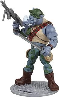Teenage Mutant Ninja Turtles Classic Collection Rocksteady Action Figure