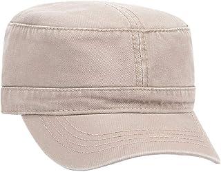 Otto Superior Garment Washed Cotton Twill Military Cap