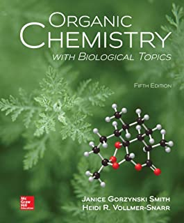 Organic Chemistry with Biological Topics
