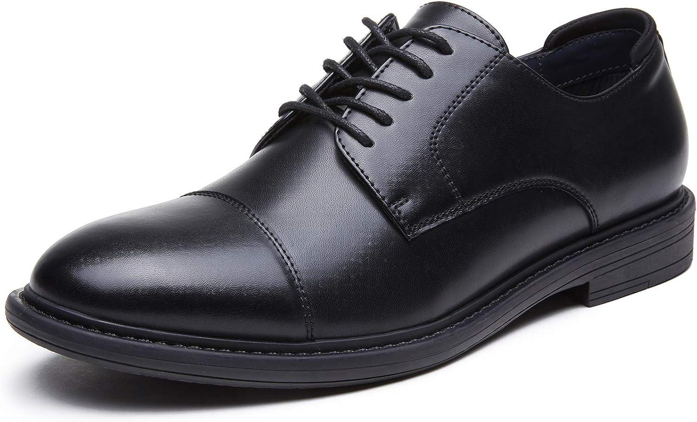 Kkyc Mens Shoes Classic Black Slip Max 41% OFF S Max 78% OFF Dress Non Comfortable