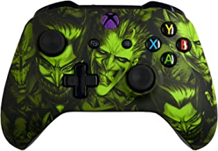 5000+ Modded Controller for Microsoft Xbox One - Works on All Shooter Games - Multiple Colors Available (Green Joker)