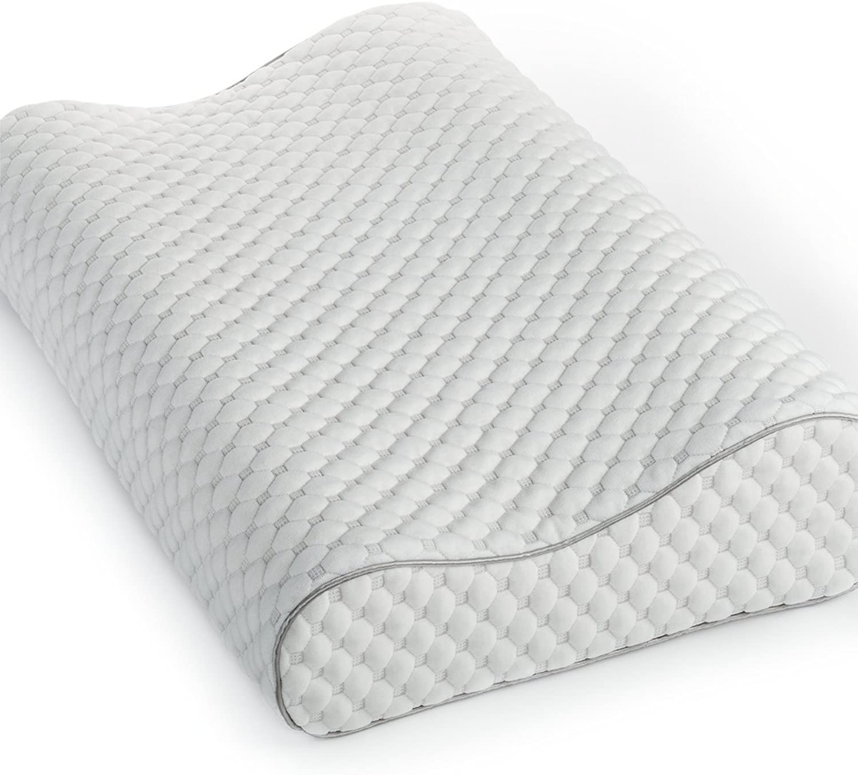 Martha Stewart Collection Dream Science Memory Foam Contour Pillow Bedding