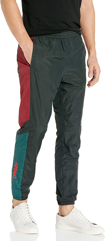 Oakley Men's Nylon Track Pant - Jogge El Paso Mall for mart Sweatpants Men