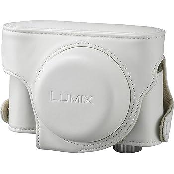 パナソニック デジタルカメラケース LUMIX LX7専用本革ケース ホワイト DMW-CLX7-W