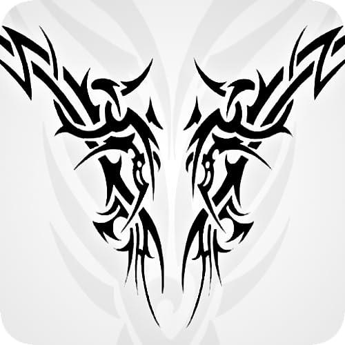 Tribal Tattoo Designs Set 3