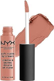NYX PROFESSIONAL MAKEUP Soft Matte Lip Cream, Stockholm
