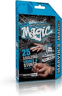 Marvin's Magic Mind-Blowing Magic 25 Amazing Tricks and Stunts Set.Professional Magic made easy