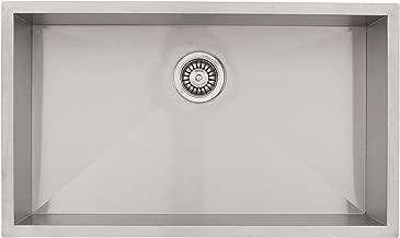 Best 36 inch undermount stainless steel kitchen sink Reviews