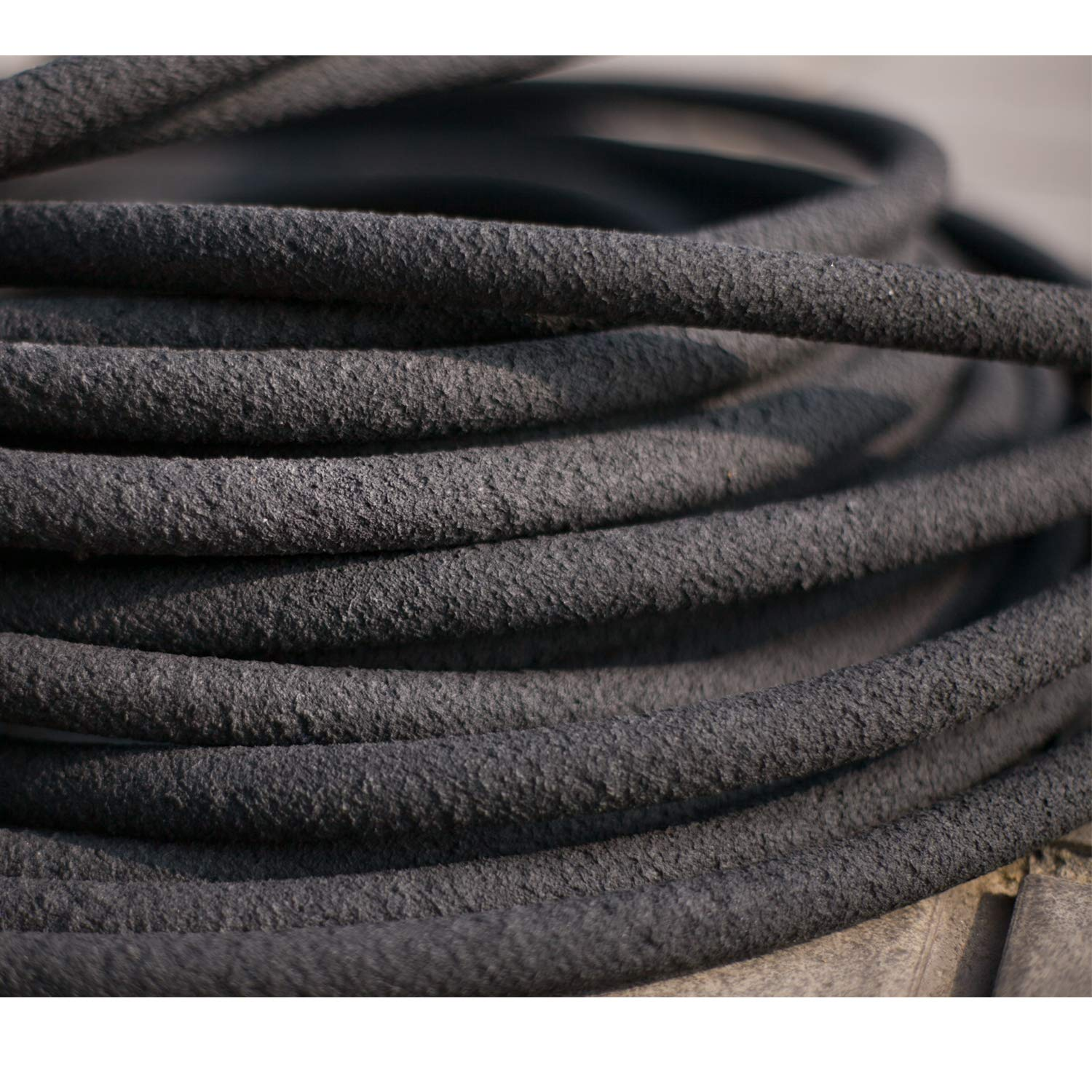BUYOOKAY Soaker Hose 30ft with 1//2/'/' Diameter Interface Saves 70/% Water Great for Gardens//Flower Beds Black 30 x 1//2-b, Black 30 x 1//2-b