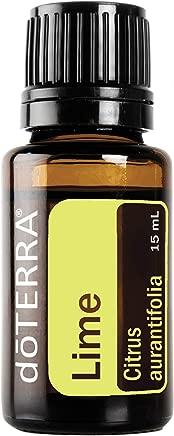 doTERRA, Lime, Citrus aurantifolia, Pure Essential Oil, 15ml