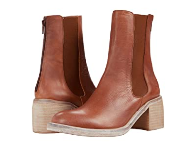 Free People Essential Chelsea Boot (Taupe) Women