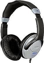 Ahuja AHP-600 Stereo Headphone (Black and Grey)