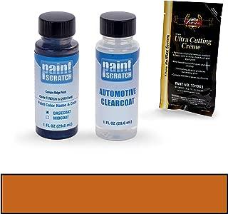 PAINTSCRATCH Canyon Ridge Pearl C7/M7378 for 2019 Ford EcoSport - Touch Up Paint Bottle Kit - Original Factory OEM Automotive Paint - Color Match Guaranteed