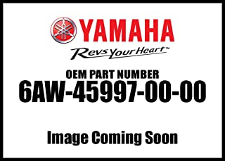Yamaha 6AW-45997-00-00 Spacer; Outboard Waverunner Sterndrive Marine Boat Parts