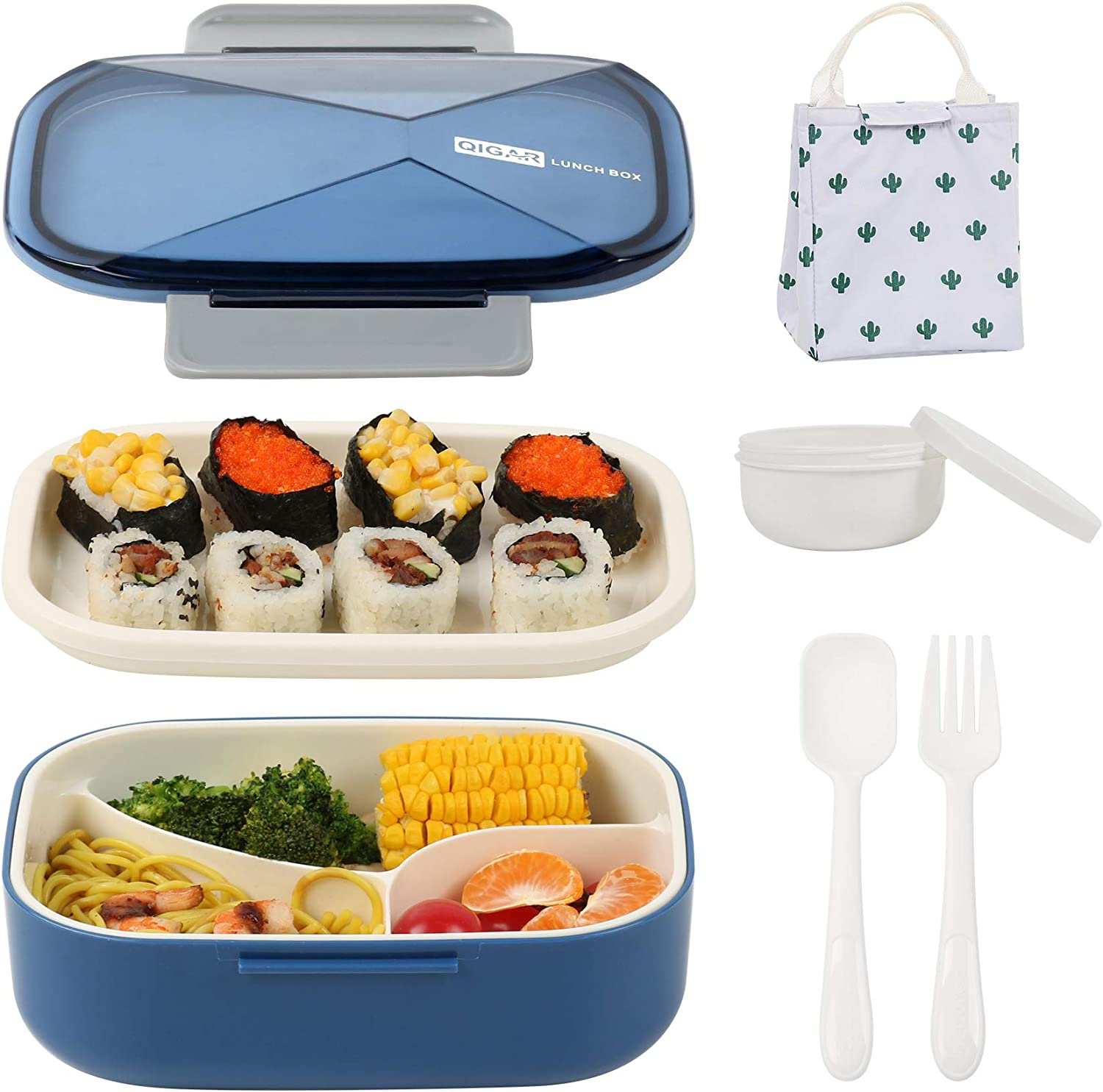 Bento Baltimore Mall Boxes for Adults and Kids with Super popular specialty store Bag L Capacity Large Lunch