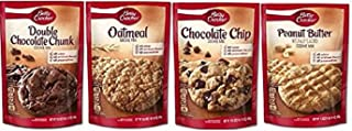 Betty Crocker Cookie Mix Variety Bundle, 17.5 oz each, 4pk