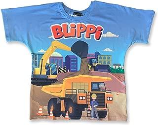 Blippi Construction Shirt