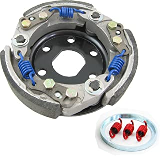 Sport Kupplung kompatibel mit Aprilia SR 50 R, Factory, Racing, Street, Funmaster, WWW (107mm/einstellbar)
