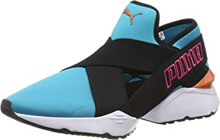 PUMA Women's Muse Eos 2 Tz WN's Low-Top Sneakers