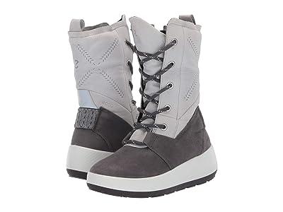 ECCO Sport Ukiuk 2.0 GORE-TEX(r) Lace Boot (Magnet/Concrete) Women