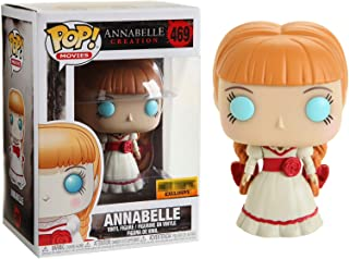 Funko Pop! Movies: Annabelle-Cute Doll (Exc), Action Figure - 40857