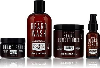 Scotch Porter Beard Collection, Men's Beard Kit