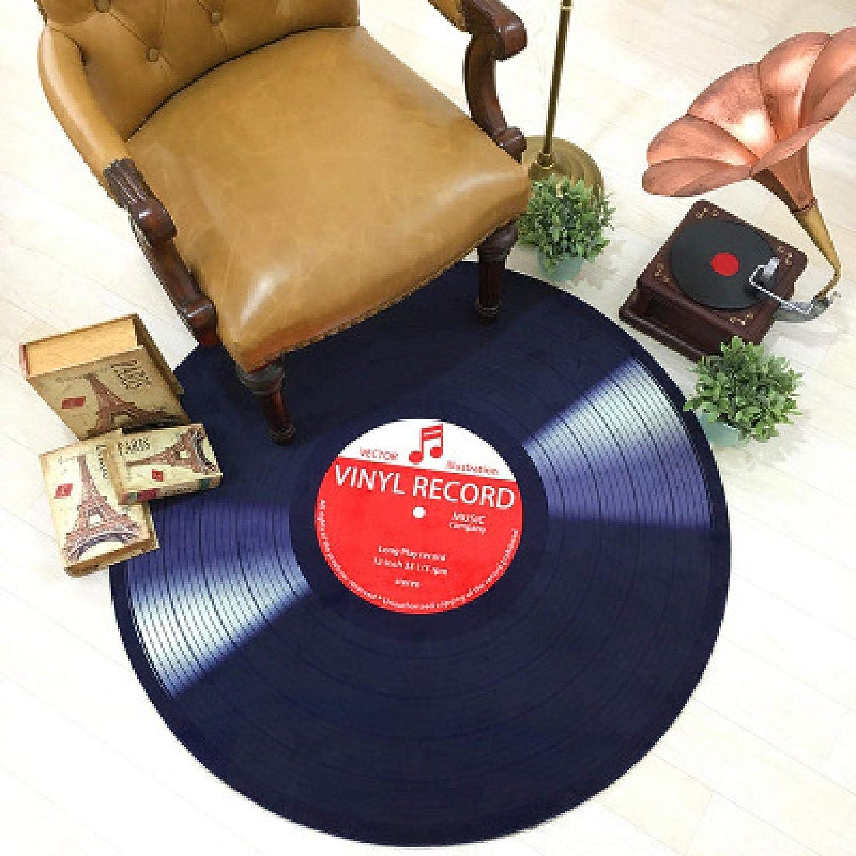 NF Rock Star Music Record Rugs,Retro National uniform free shipping Design Vinyl shipfree Recor