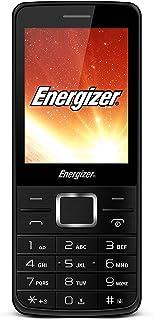 Energizer P20 Mobile Phone, 2G, 2.8 Inch, VGA Dual Sim - Black