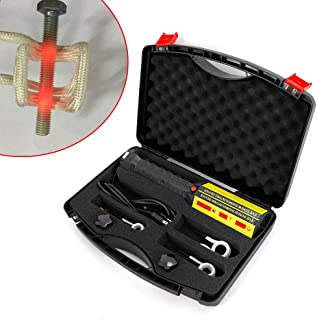 Ductor Magnetic Induction Heater Kit For Automotive Flameless Heat Tool Automotive Flameless Heat Tool Hand-held Thread-lock Compound Nuts Design