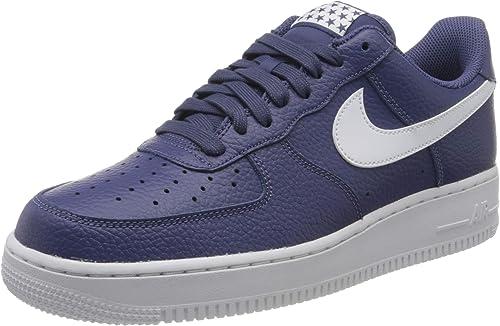 Nike Air Force 1 07 Aa4083-401, Sneakers Basses Homme : Nike ...